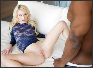 Babes and pornstars pictures: Pale babe Skylar Green blowing black. ☆  Pornstar: Skylar Green